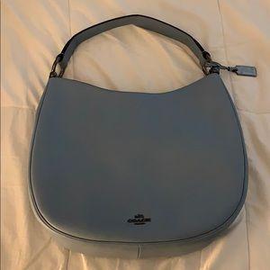 NEW Blue Coach Bag